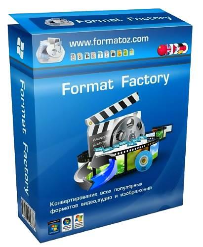 Format Factory 4.10.5 (x86/x64) + 5.6.0.0 (x64) RePack & Portable by elchupacabra [2021, Multi/Ru]